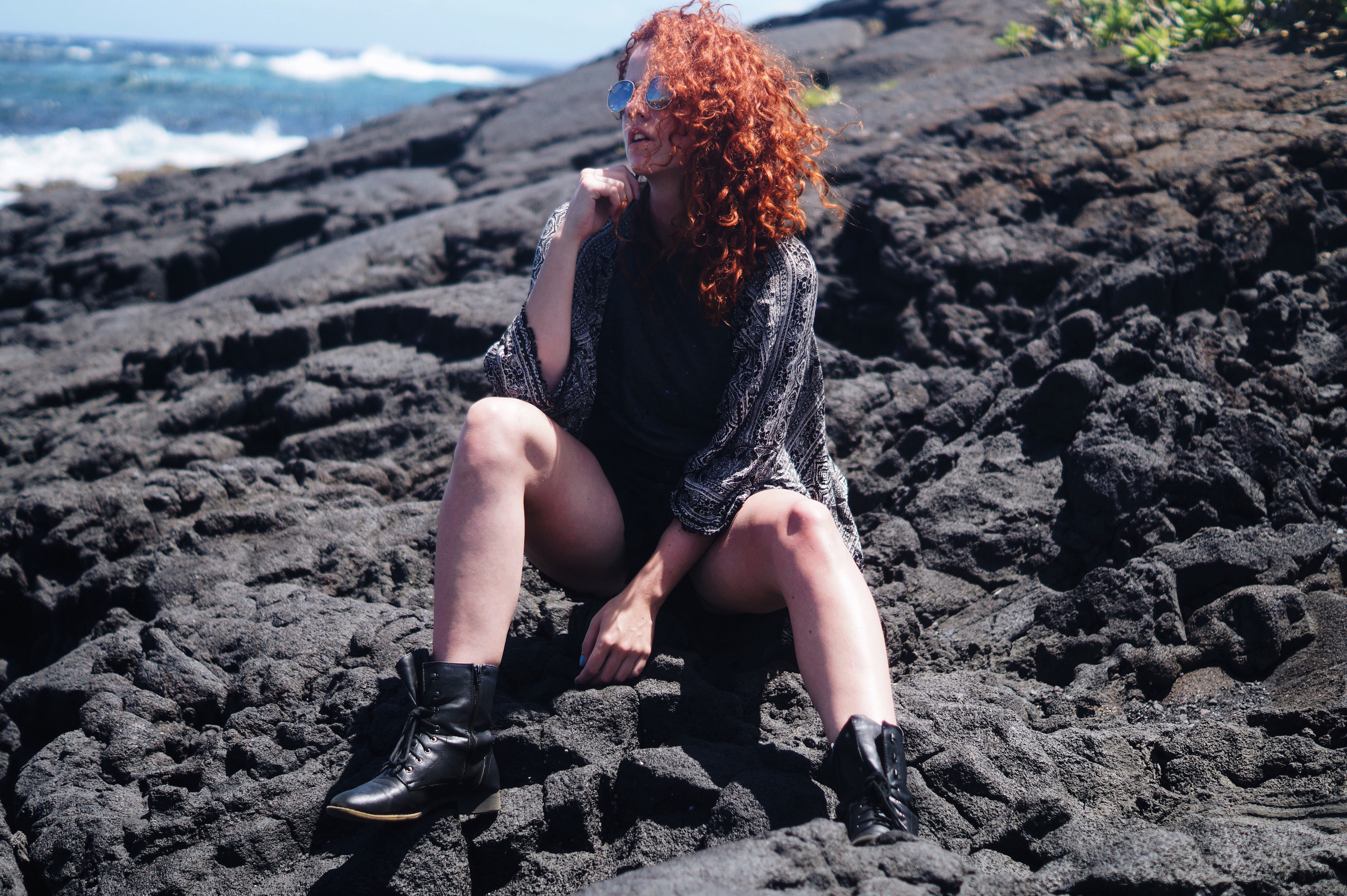 outfit black sands