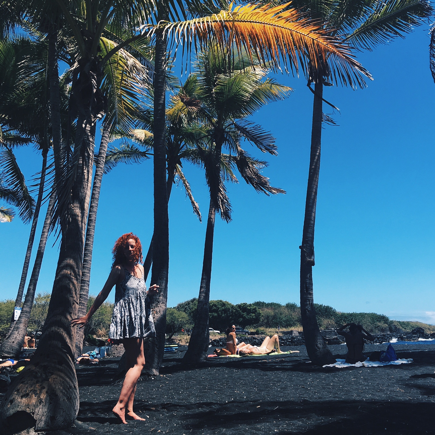 travel diary big island hawaii guide what to see flight sea arch water fall black sand vulcano
