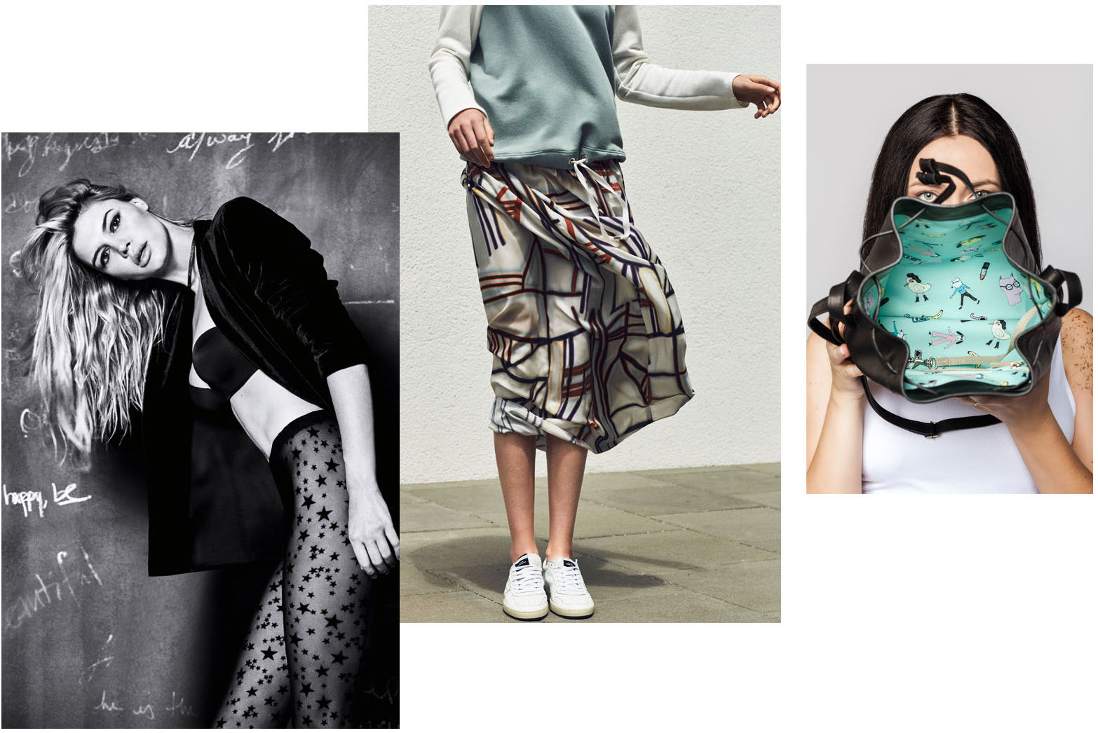 what's new in fashion minx ivy & oak calzedonia fashion news